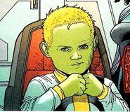 Lyrl Dox Brainiac 3 (DC Comics)