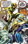 Marrina Smallwood (Marvel Comics) knee