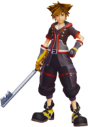 Sora Kingdom Hearts III