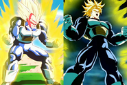 Ascended and Ultra Super Saiyan