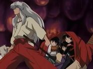 InuYasha Fire-Rat Robe Protection
