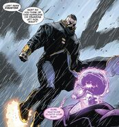 Paul Booker Major Disaster (DC Comics)