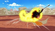 Sabo's Flame Propulsion