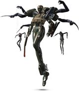 Screaming Mantis MGS4