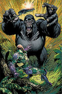 DC Comics Gorilla Grodd