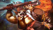 Mangix the Brewmaster (Dota 2)