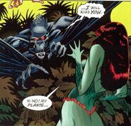 Vampire Batman Plant Kill
