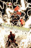 Thor's Anger