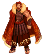Alexander The Great (TYPE-MOON) ZeroRider