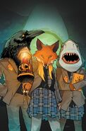 Gotham Academy Second Semester Vol 1 10 Textless