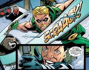 Green Arrow's Speedy Reflexes (2)