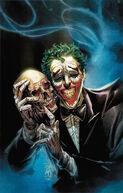 Joker (DC Comics) smile