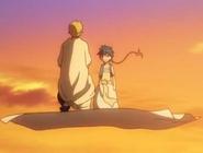 Magic Turban anime