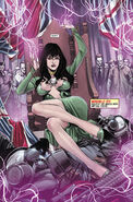Morgan le Fay (Marvel Comics) undead 1