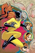 Patrica Walker Hellcat (Marvel Comics)