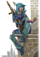 Spellslinger Wizard Pathfinder