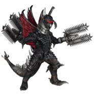 Modified Final Gigan