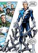 Quicksilver Marvel Comics Speed