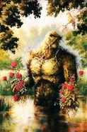 Swamp-thing roses