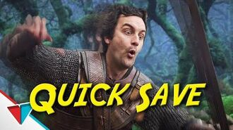 When you over use Quick Save