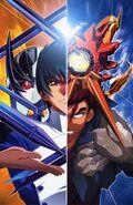 Ryuho and Kazuma