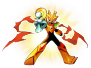 Sol Cross MegaMan Battle Network Boktai