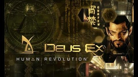 Deus Ex - Human Revolution Social Enhancer