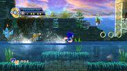Sonic Water Run