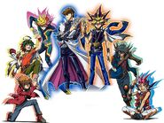 All Duelists in Yu-Gi-Oh