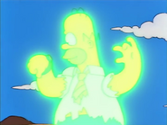 Homer Simpson Radiation
