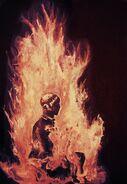 6.-burning monk by oxhopesshatterxo