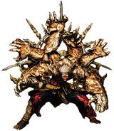Asura the Destructor render