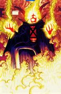 Dormammu (Earth-616) flame