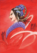 Bi Ki, the Queen Mother of Qin Kingdom