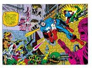 Captain America and RickBucky Vs Hydra