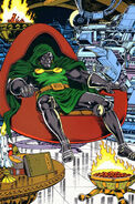 Doctor Doom, the Magical Madman 2
