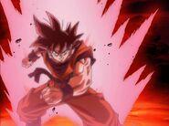 Goku Kaio-ken 2