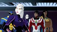 Ultimen Justice League Unlimted Cadmus