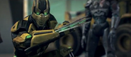 MKL Cyrax with Claw