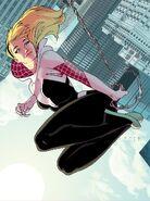Spider-Gwen Vol 1 1 Anka Variant Textless
