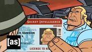 Brock ****ing Samson The Venture Bros