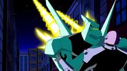 Diamondhead Energy Attack