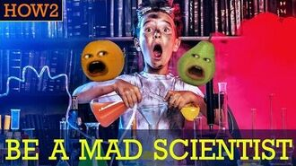 HOW2 How to Be a Mad Scientist!