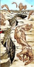 Saint Corpse Parts (JoJo)