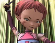 Aelita Possed By Xana