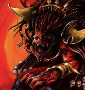 Daemon Prince Angron