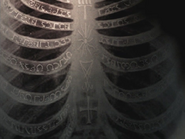 Enochian on ribs Supernatural