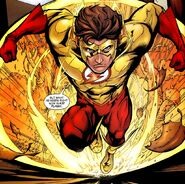 Kid Flash Bart Allen 0003