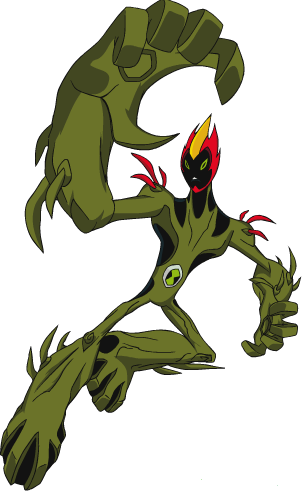 Seed generation superpower wiki fandom powered by wikia - Ben 10 tous les aliens ...