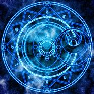 Artemis li s magic circle by earthstar01-d4noux8
